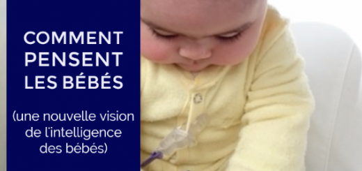 intelligence des bébés