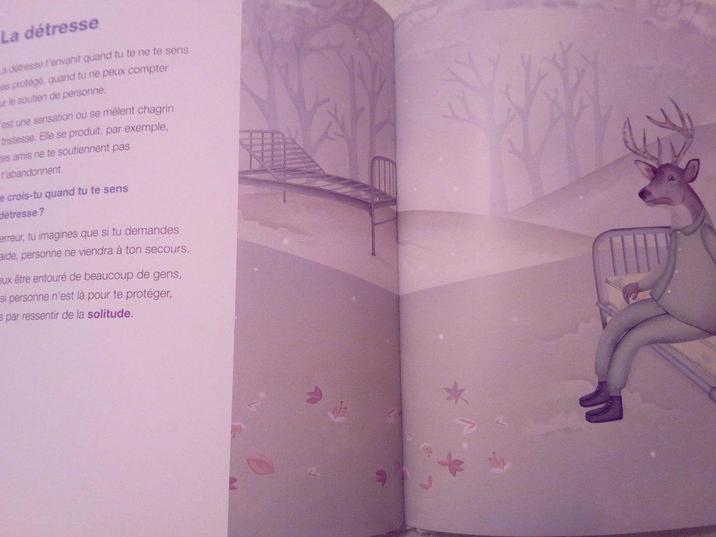 livre sur les émotions enfants