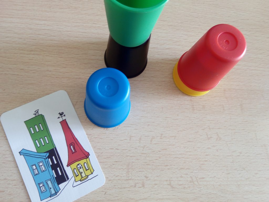cray cups jeu rapidité enfant