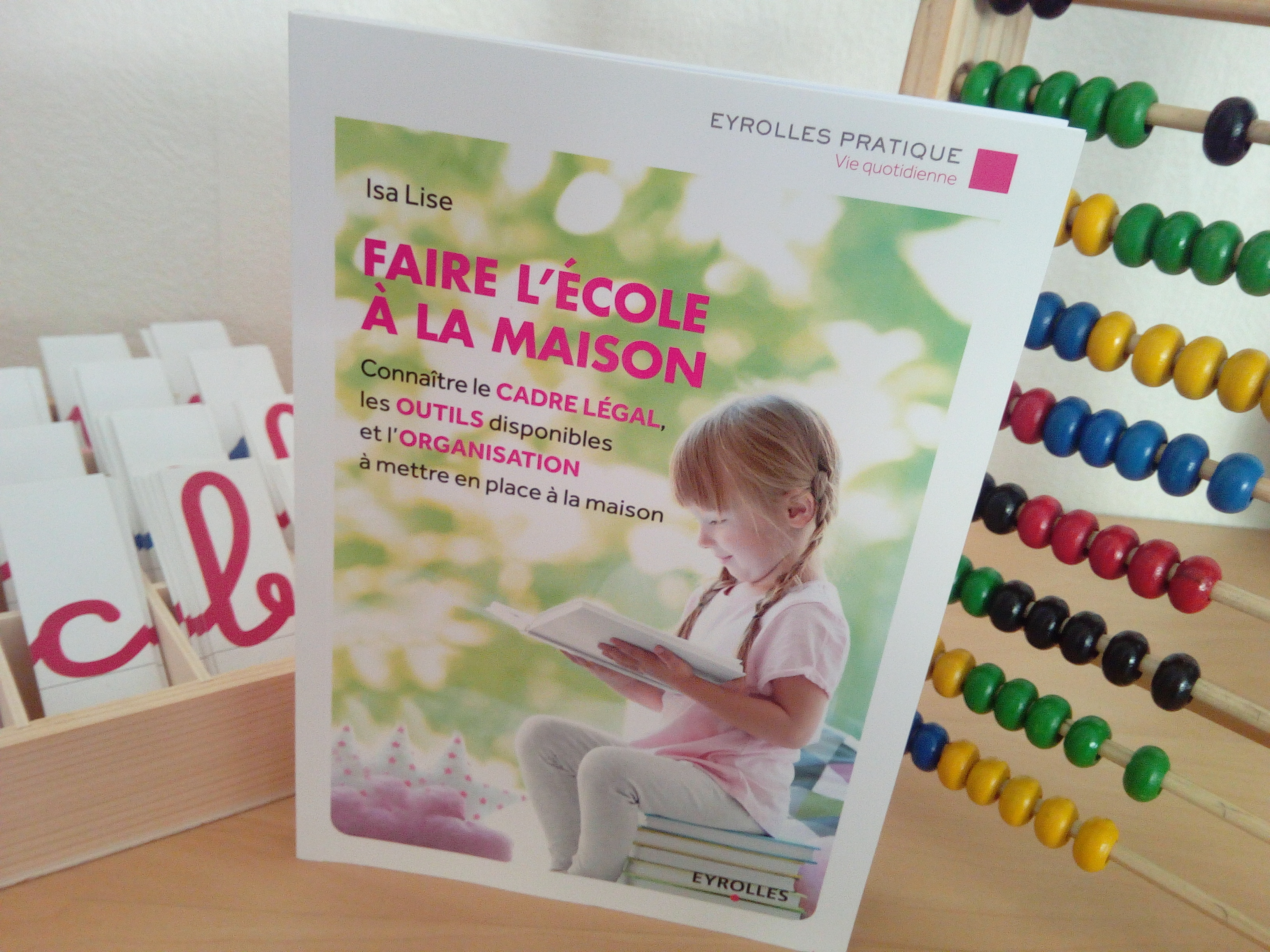 livre commencer instruction en famille