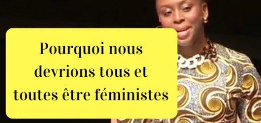 pourquoi nous devrions tous être féministes