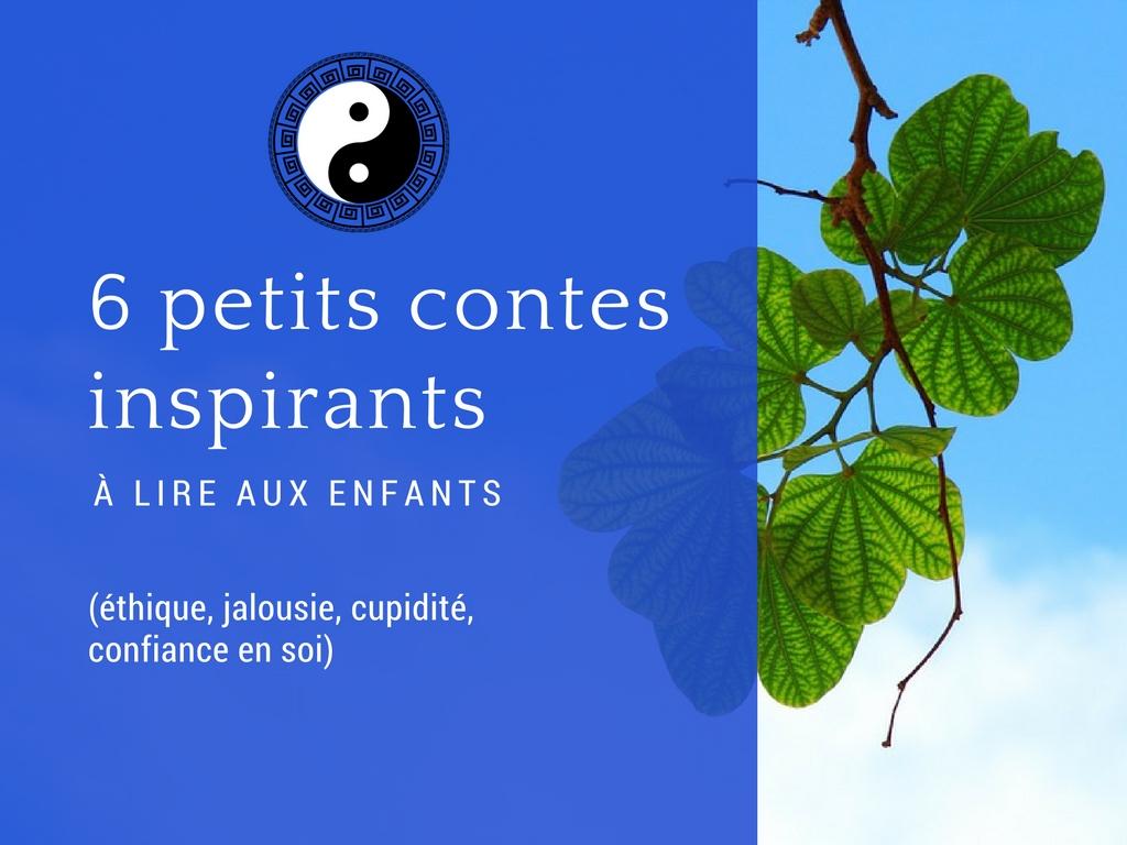 6 petits contes inspirants enfants philo