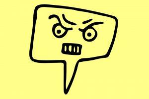 coussin de colère enfant