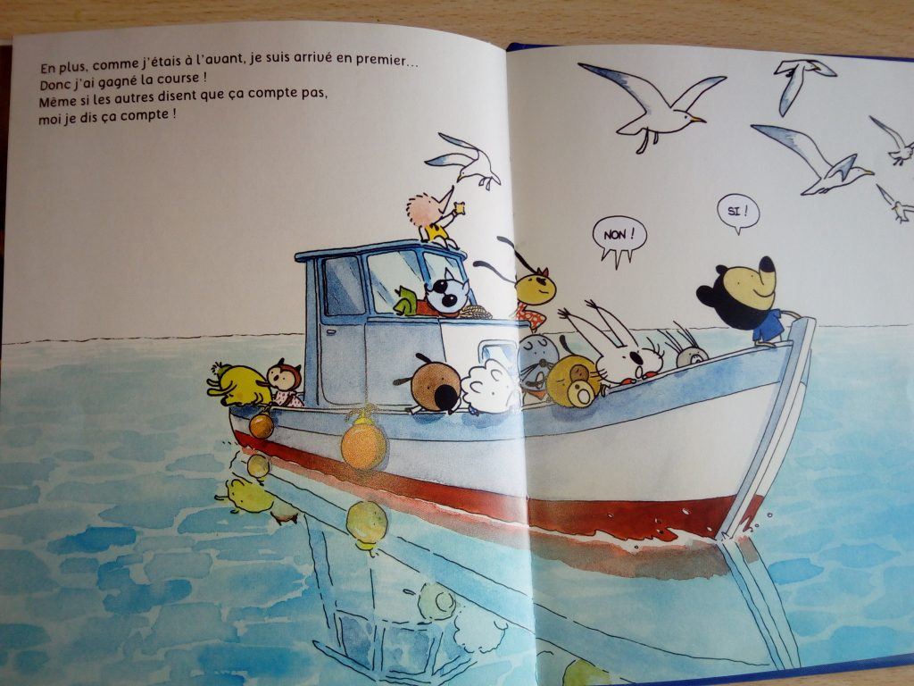 bande dessinée bienveillante enfants