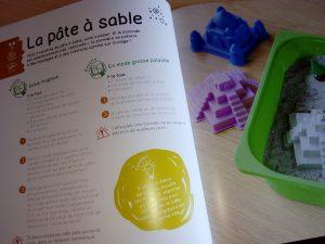 recette créatives enfants jeu