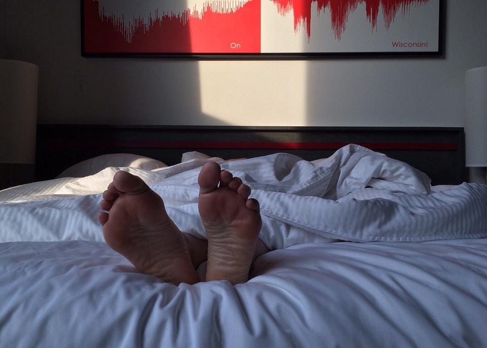 exercice facile dormir