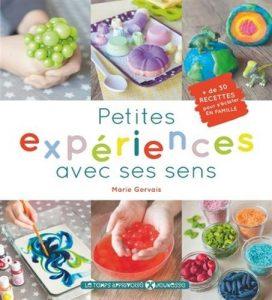 livre expériences enfants