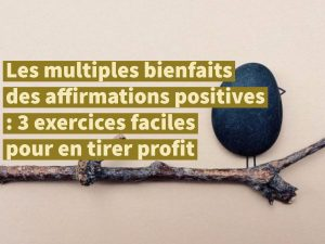 exercice affirmations positives