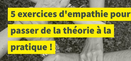 exercice empathie de la théorie à la pratique