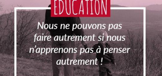éducation faire autrement