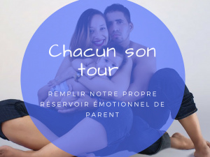 réservoir émotionnel parent