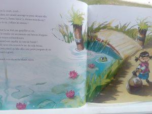 livre partage enfants