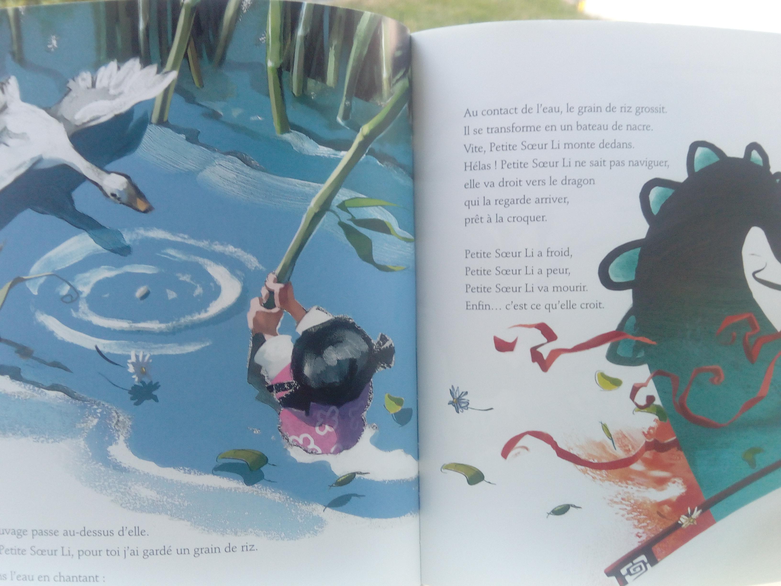 les trois grains de riz un livre pour enfants sur le partage la solidarit et l 39 amiti. Black Bedroom Furniture Sets. Home Design Ideas