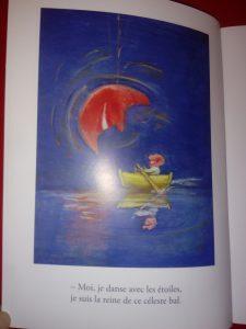 livre mon amie la lune dahan
