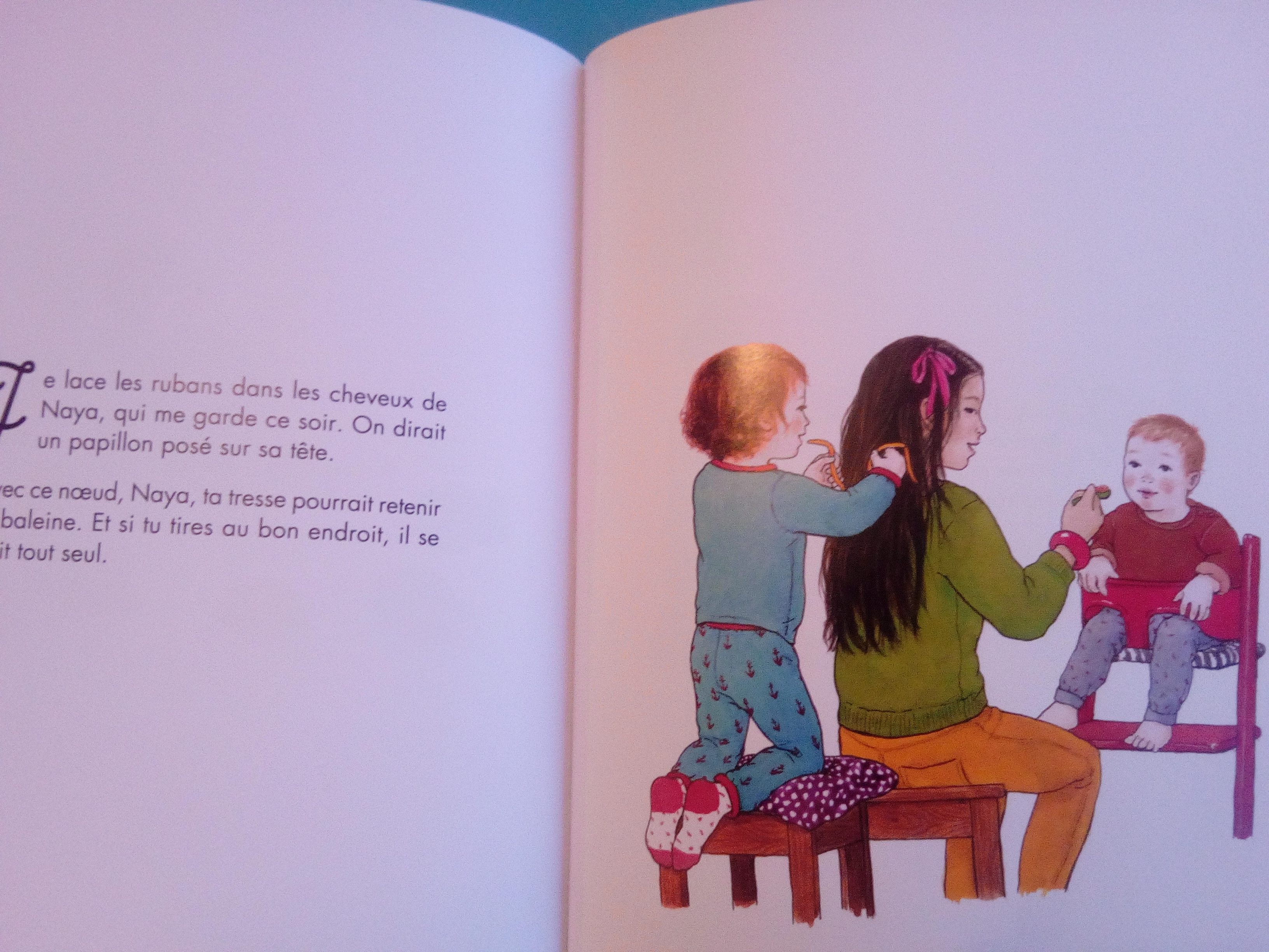 collection bibliothèque livre montessori