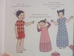 livres féministe enfant ilya green