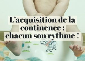 acquisition continence