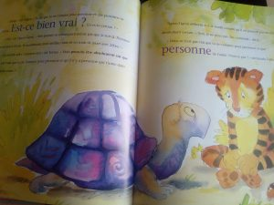 livre travail byron enfants