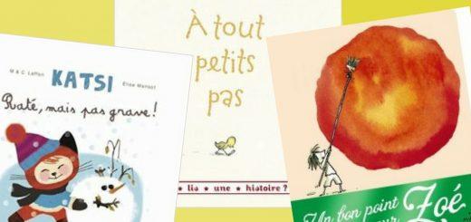 livres persévérance enfants