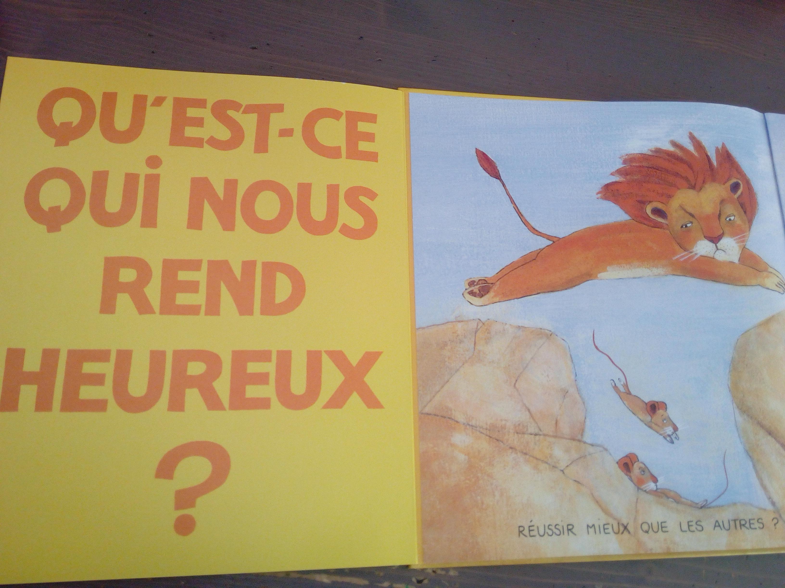 livre enfant heureux