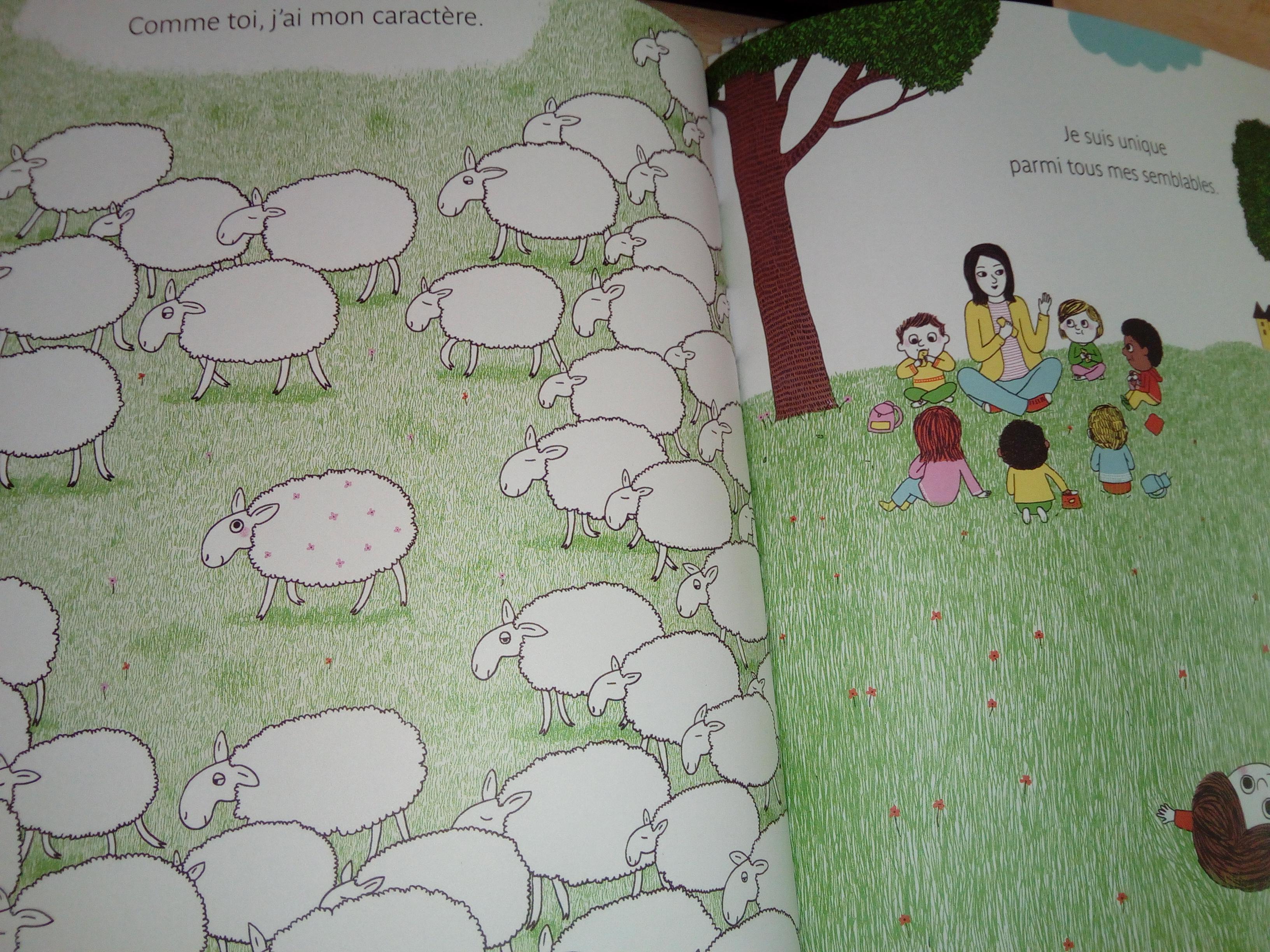 comme toi livre respect animaux enfants