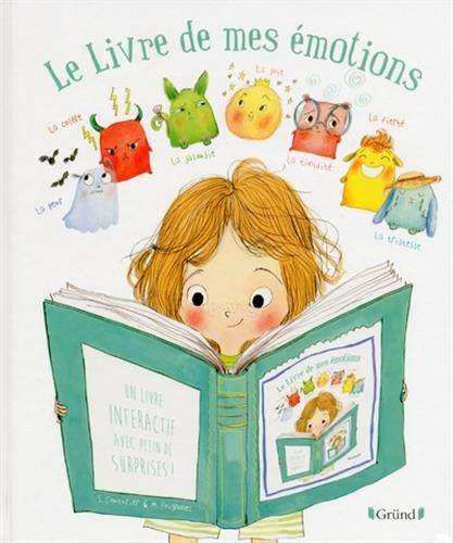 le livre de mes émotions enfants