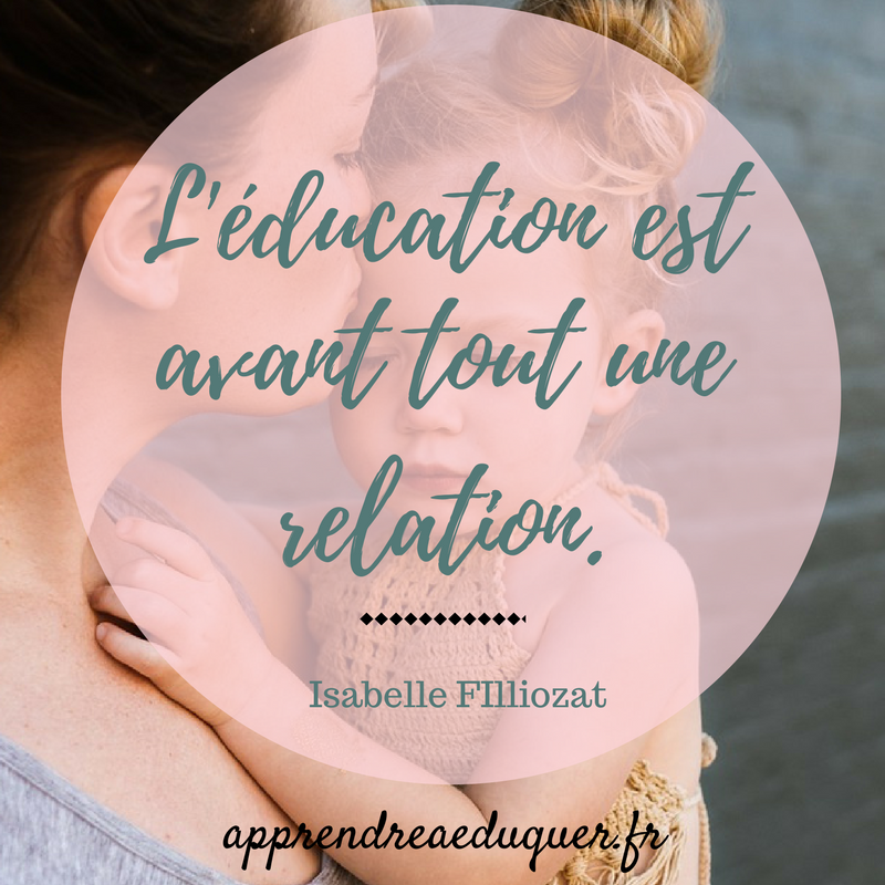 citation éducation filliozat