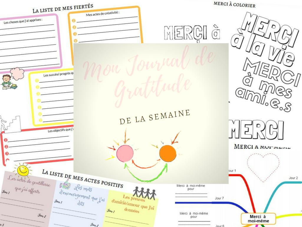 cahier gratitude enfants