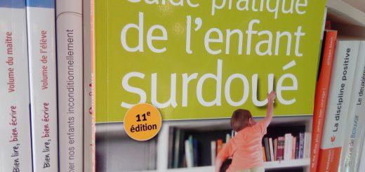 livre ressource pour accompagner les enfants à haut potentiel intellectuel