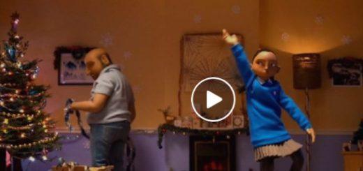 vidéo dance père fille présence amour inconditionnel