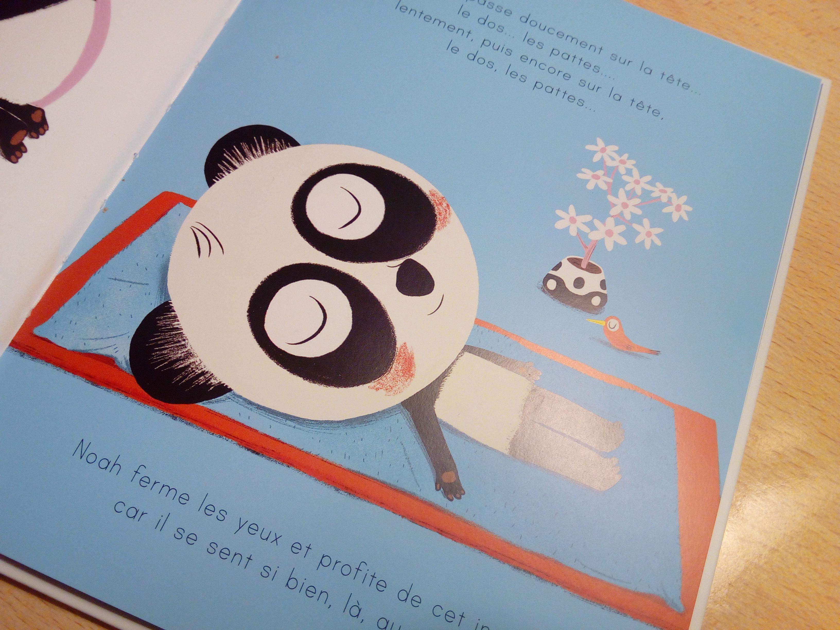 livre apprendre etre calme enfants
