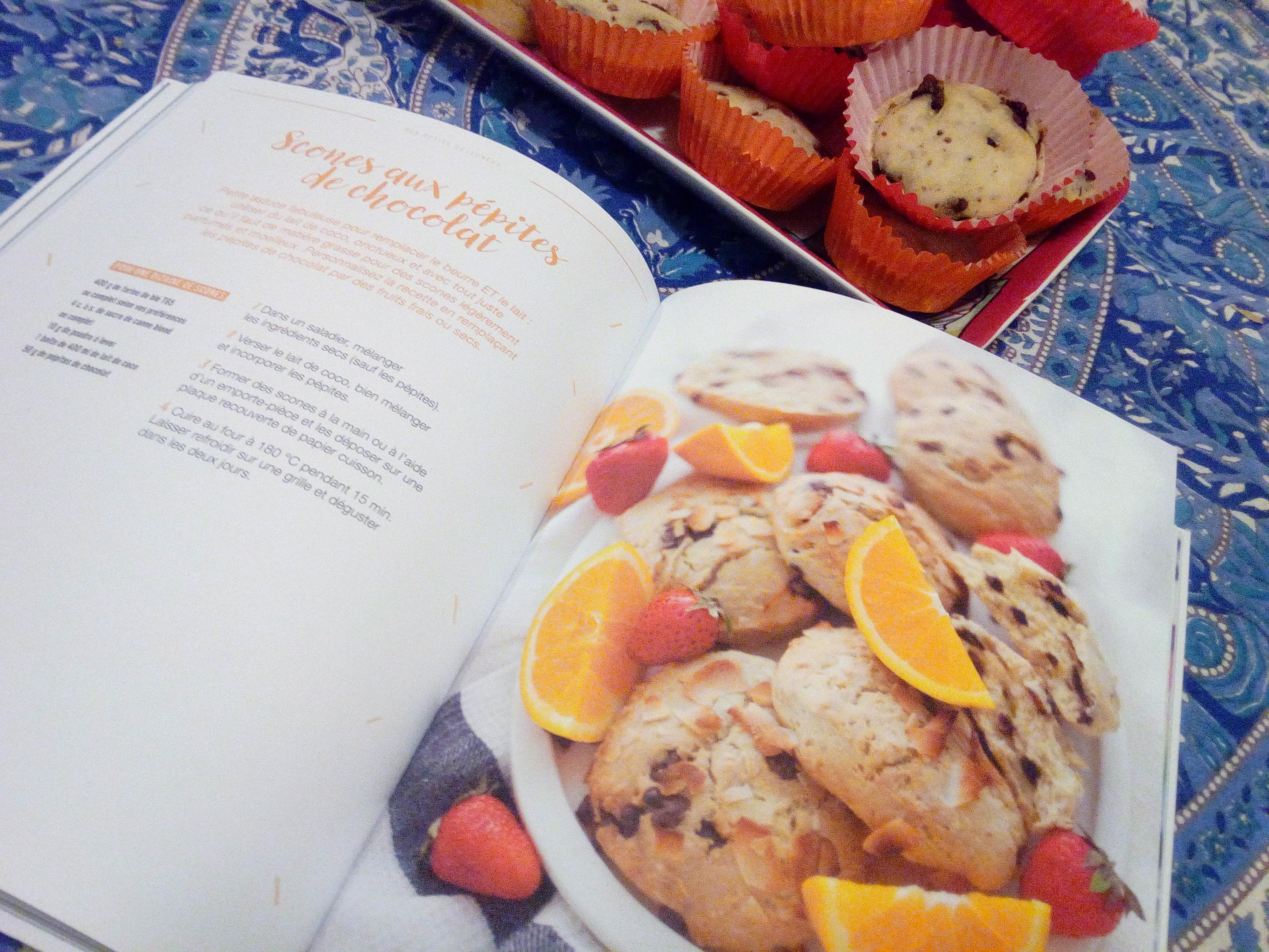 livre recettes véganes pour les enfants