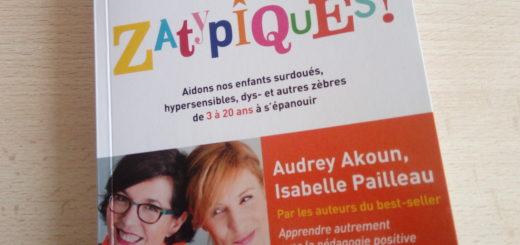 livre vive les enfants atypiques