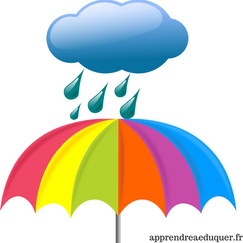 parapluie des pensées