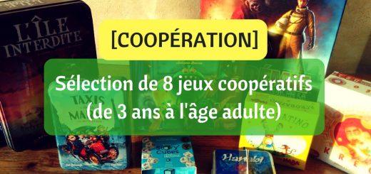 sélection jeux coopératifs