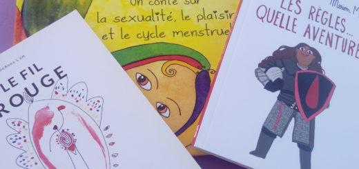 sélection livres parler règles filles