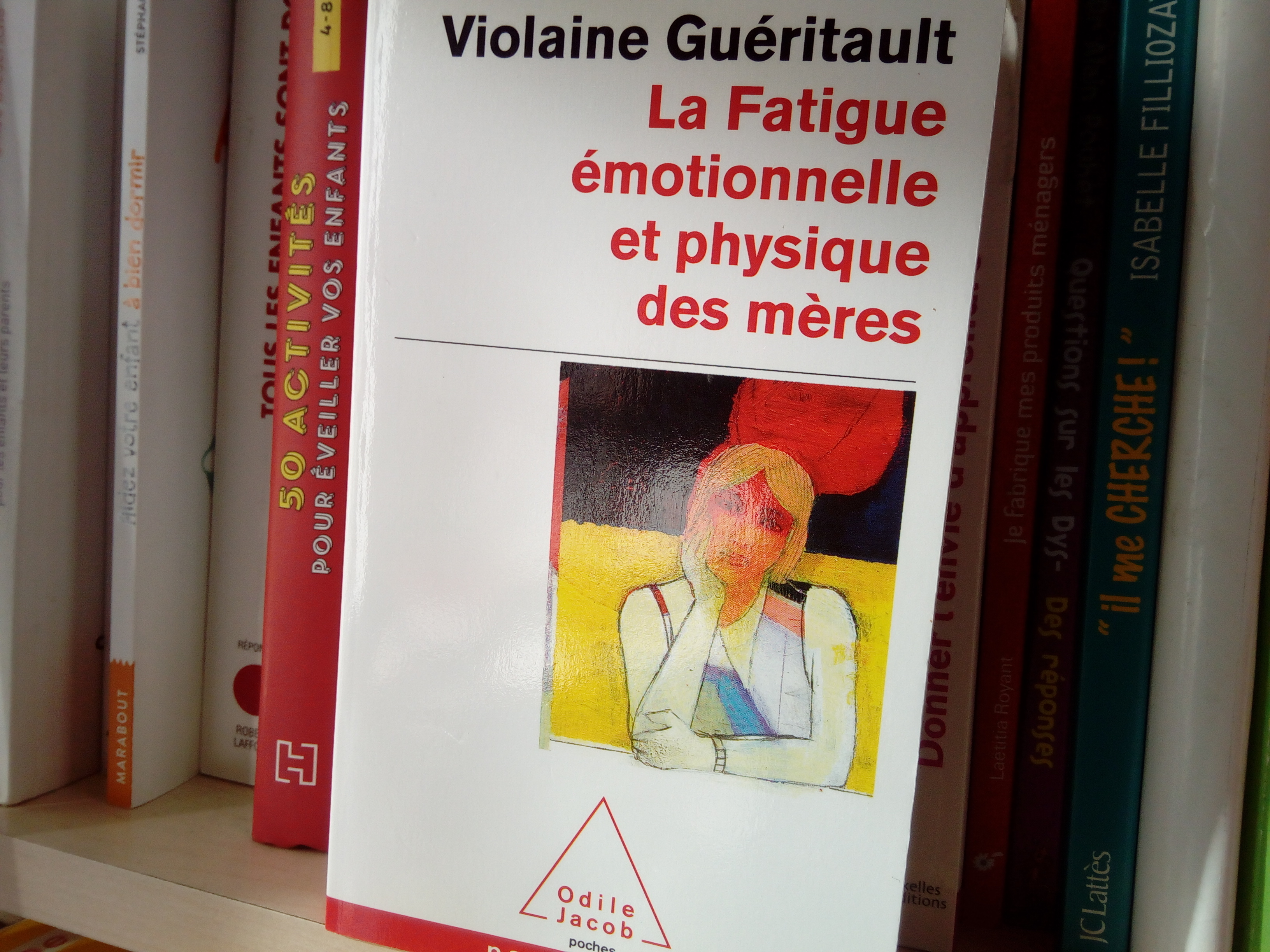 fatigue emotionnelle meres