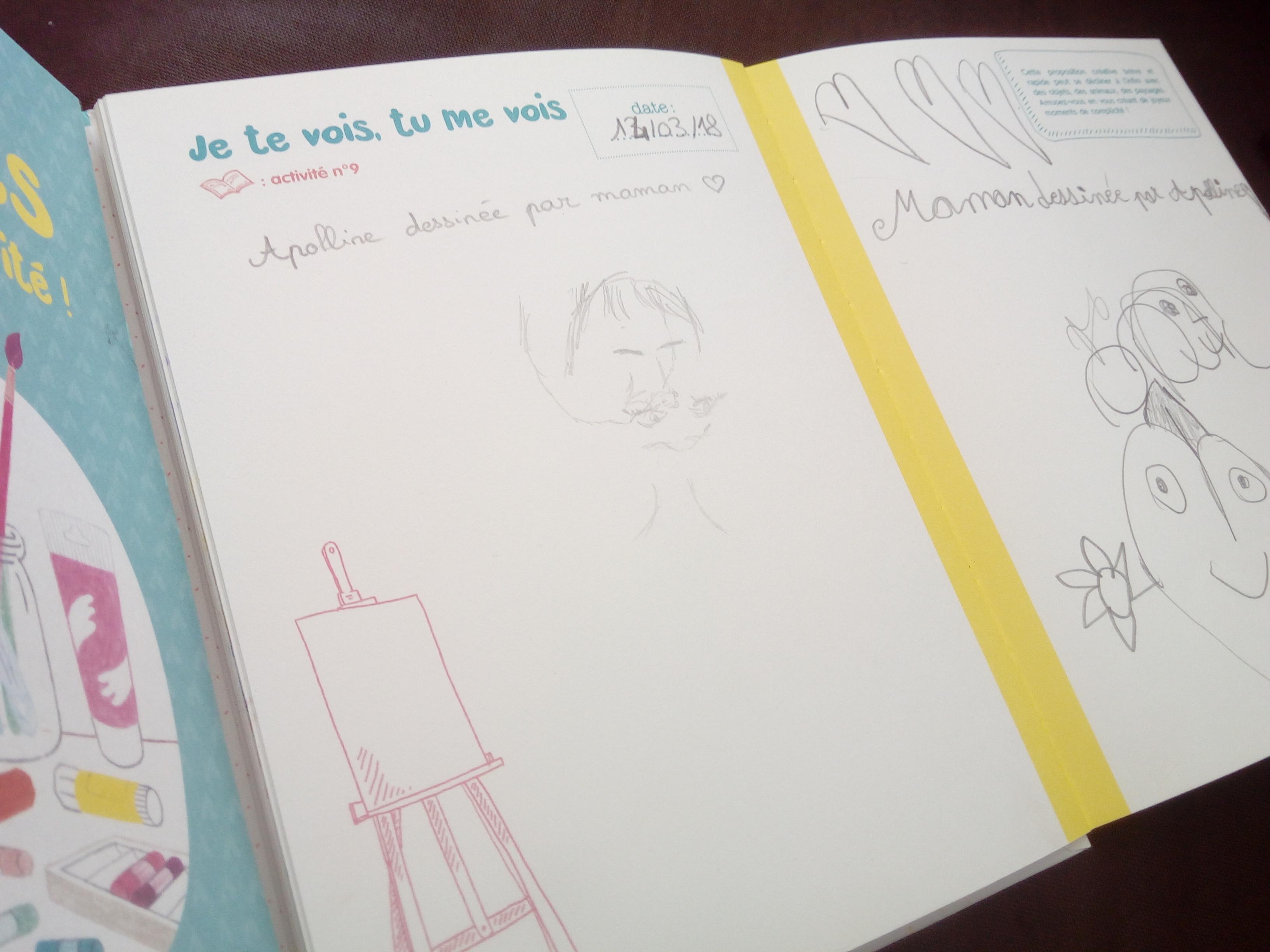 quatre mains journal créatif