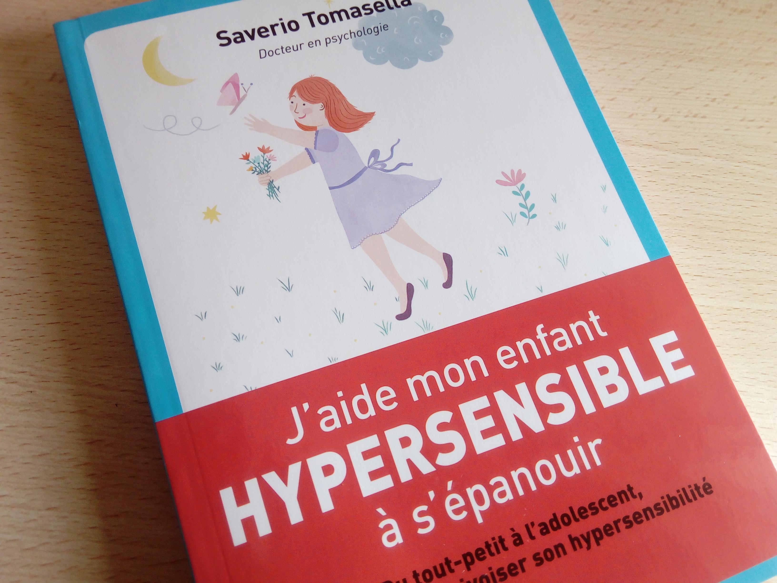 livre comprendre enfants hypersensibles