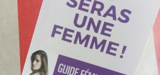guide féministe tu seras une femme