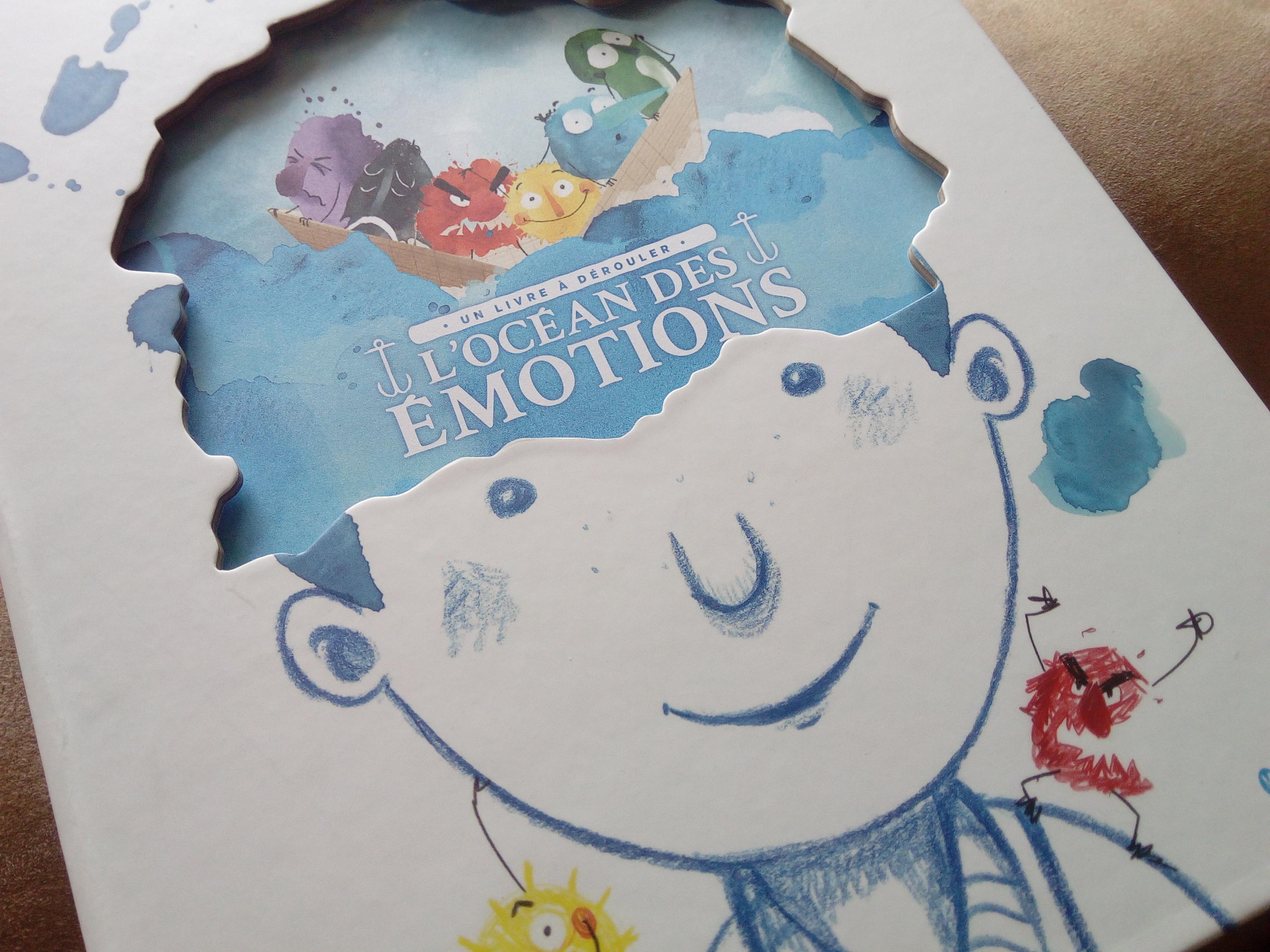 livre jeu émotions jeunes enfants