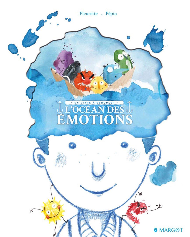 océan des émotions livre émotions jeunes enfants