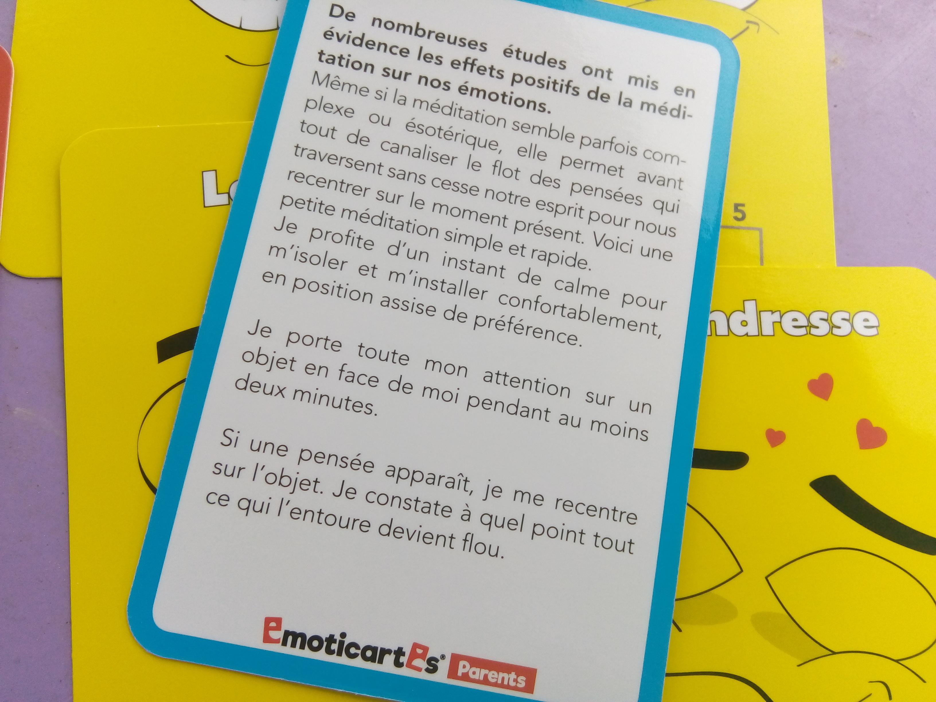 cartes jeu émoticartes parents