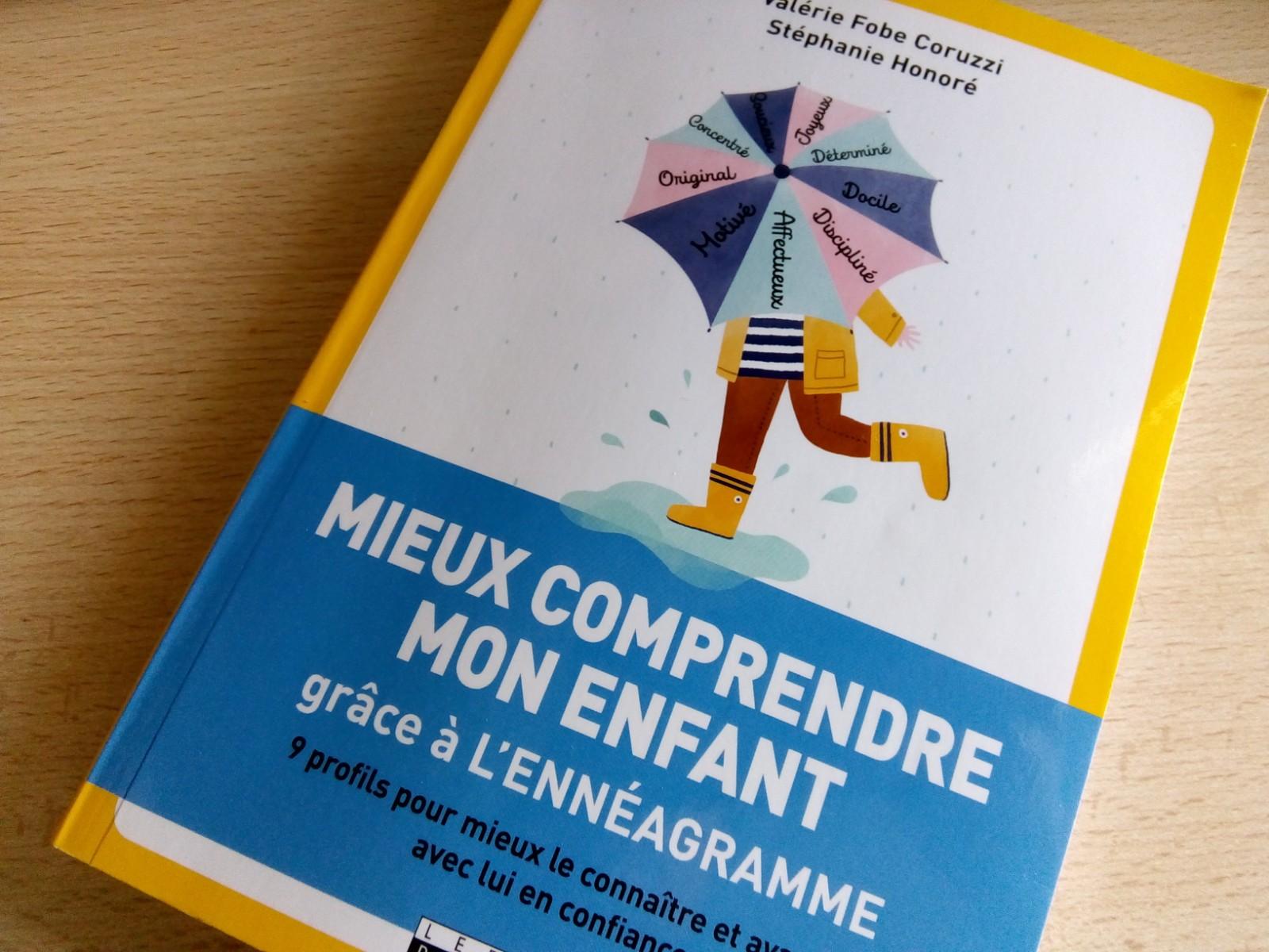 livre enfants ennéagramme