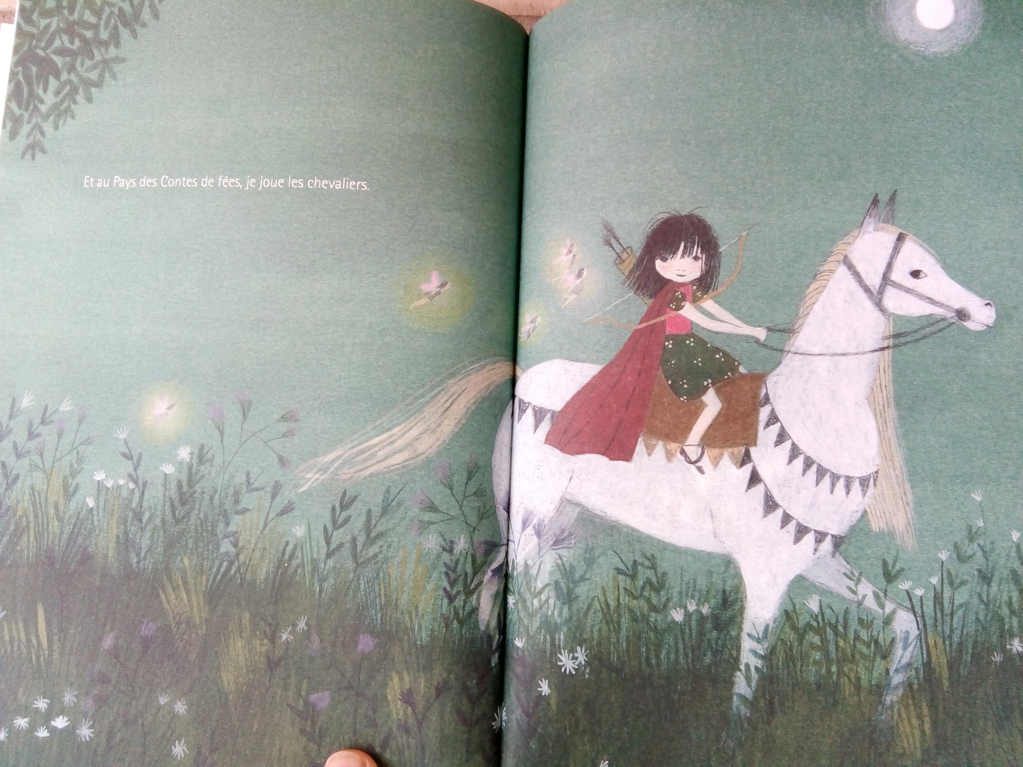livre imagination enfants