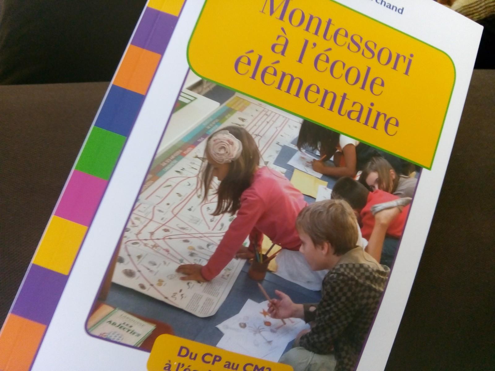 pédagogie montessori école élémentaire