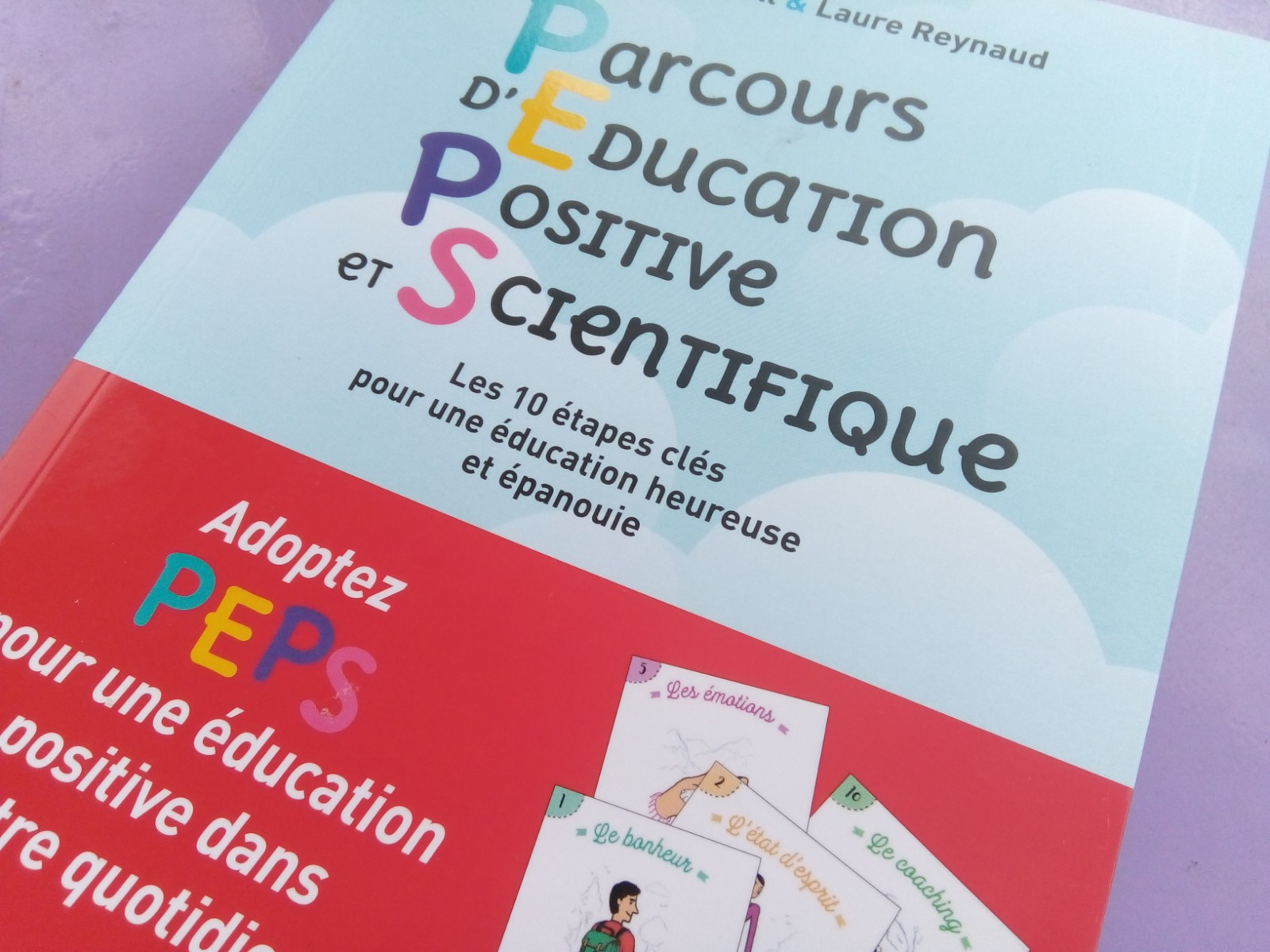 parcours éducation positive et scientifique