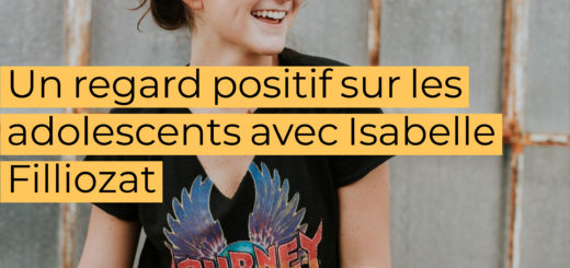 regard positif adolescents