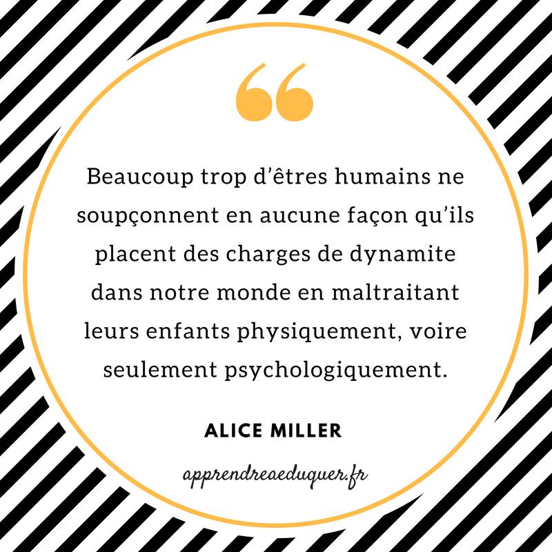 citation alice miller