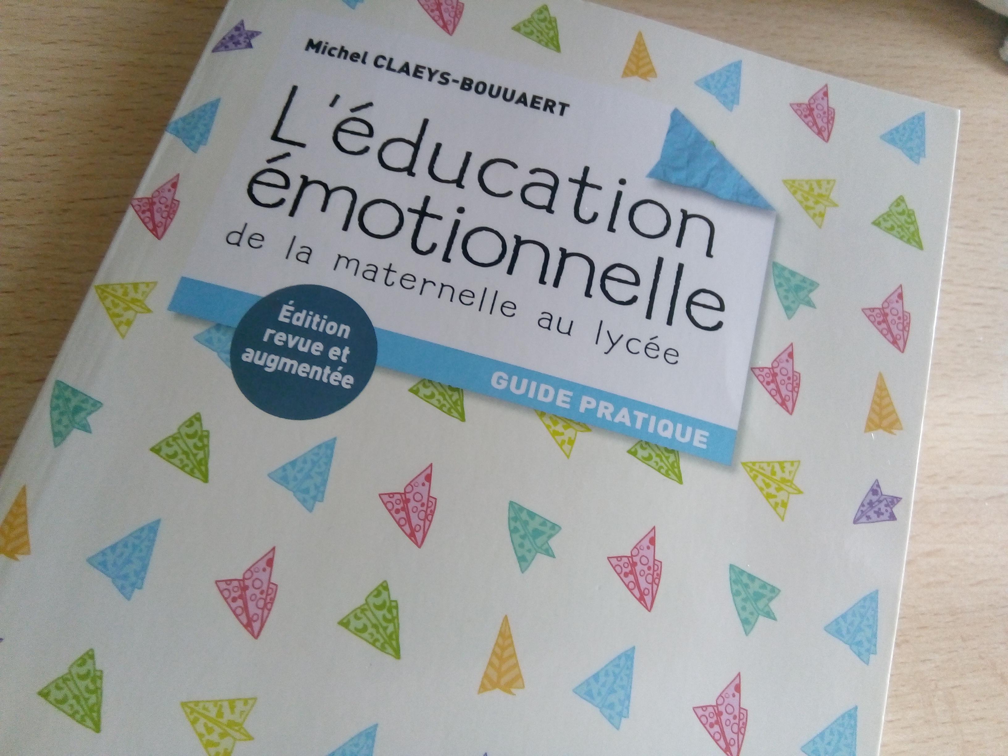 livre éducation émotionnelle enfants
